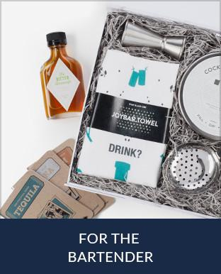 Bartender Collection Gift Set