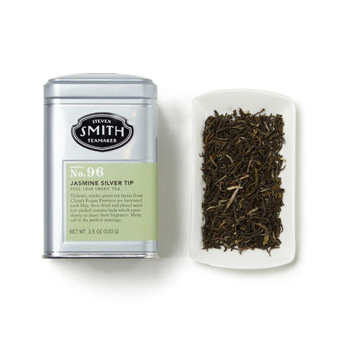 Jasmine Silver Tips Loose Leaf Green Tea