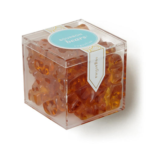 Sugarfina Bourbon Bears, net wt 3.9 oz, approx. 38 pieces