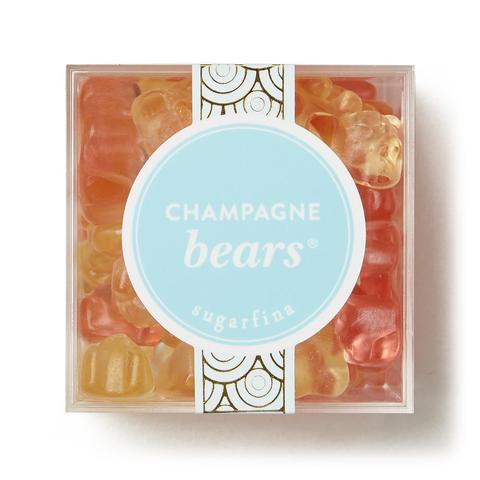 Sugarfina Champagne Bears, net wt 3.9 oz, approx. 39 pieces