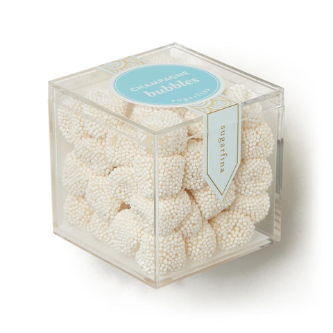 Sugarfina Champagne Bubbles, net wt 3.4 oz, approx. 47 pieces