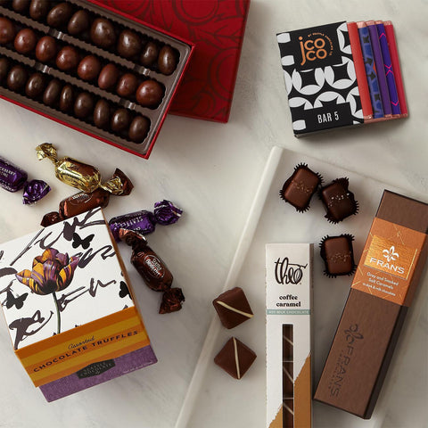 Sumptuous in Seattle Chocolate Gift Set