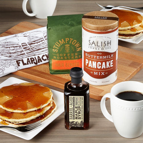 Pacific Northwest Pancake Breakfast Gift Set