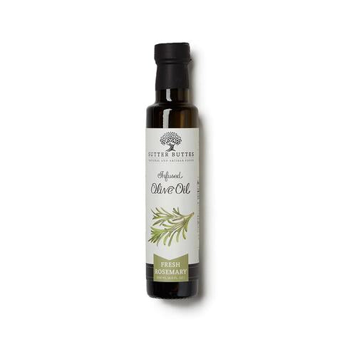 Sutter Buttes Rosemary Infused Olive Oil, 8.5 oz
