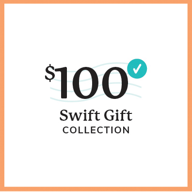 Swift Gift $100 Collection