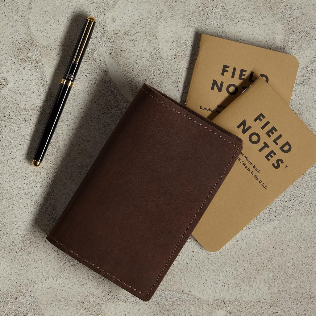 Field Notes Mixed Pack Of Notebooks With Pen Gift Set