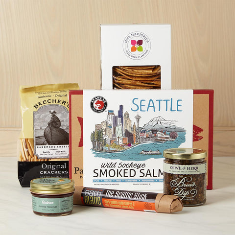 Taste of Seattle Gourmet Appetizer Gift