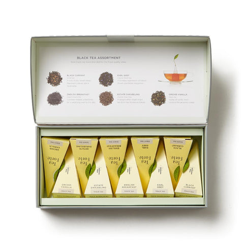 Black Tea Assortment Box