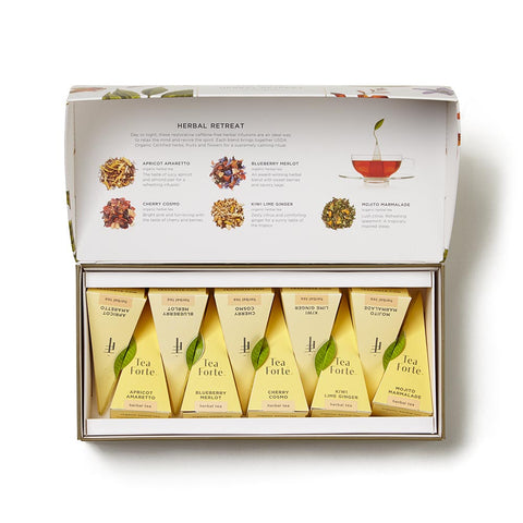 Herbal Retreat Collection Box