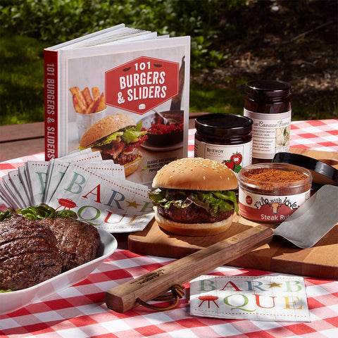 The Burger Master Gift Set