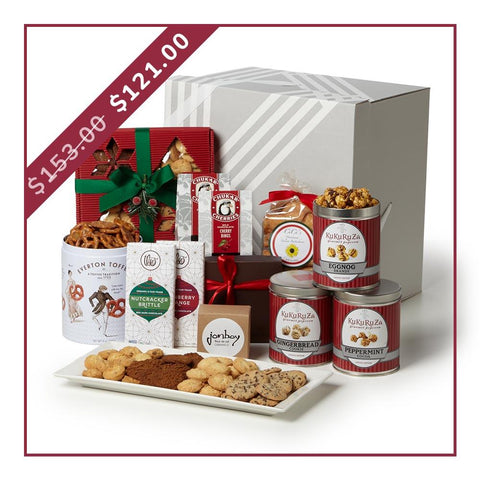The Land of Sweets Gourmet Assortment Gift Set