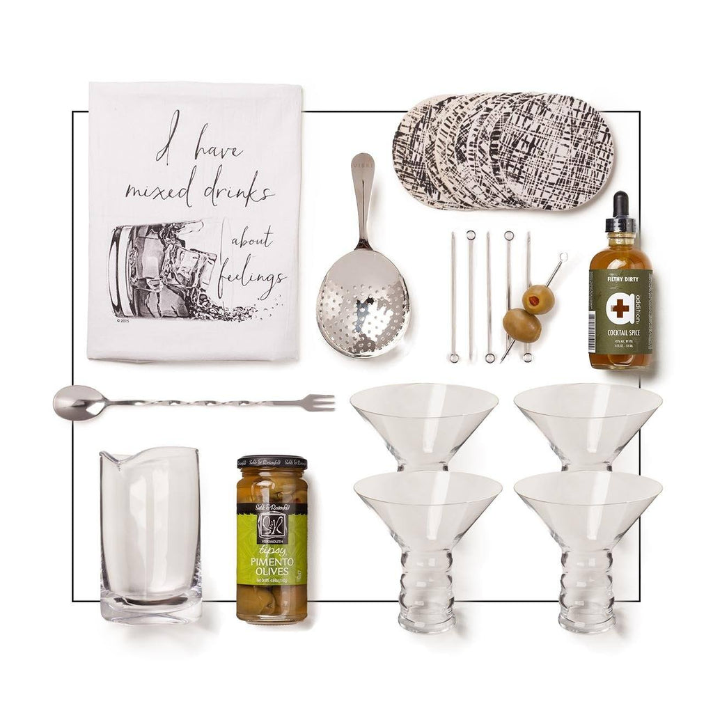 The Ultimate Martini Gift Set