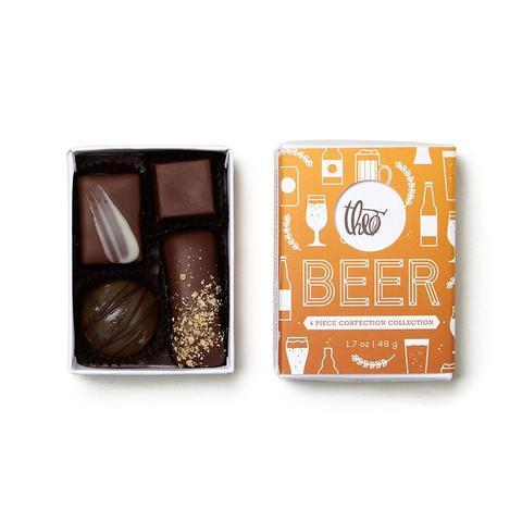 Theo Chocolate Beer Confection Collection