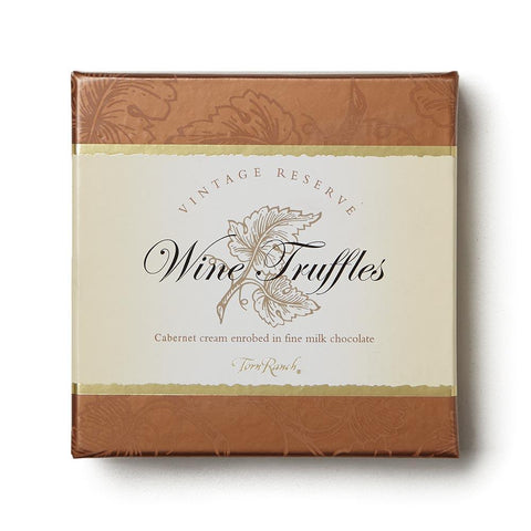 Torn Ranch Cabernet Wine Truffles, 2 oz, 4 truffles