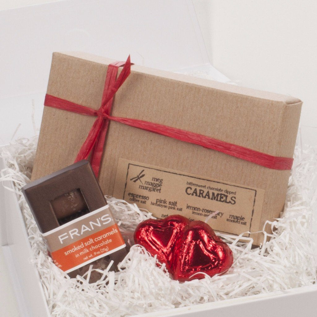 Chocolate & Caramel Flight Gift Set