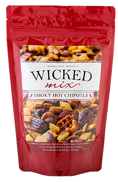 Smoky Hot Chipotle Original Wicked Mix, 7 oz
