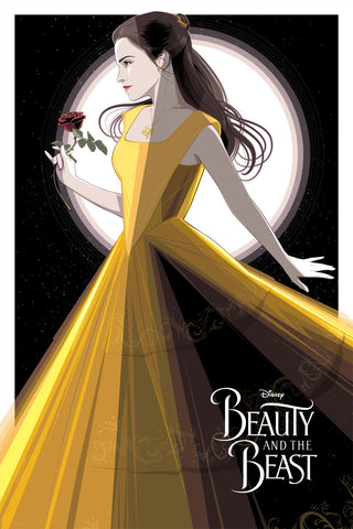 Cyclops Print Works Print #64: Beauty and the Beast by Craig Drake
