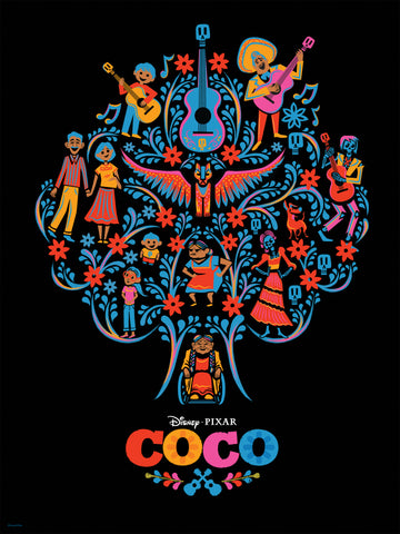 Cyclops Print Works #44V – Coco – Tree by Stacey Aoyama