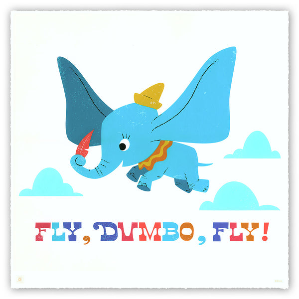 Dumbo by Courtland Lomax