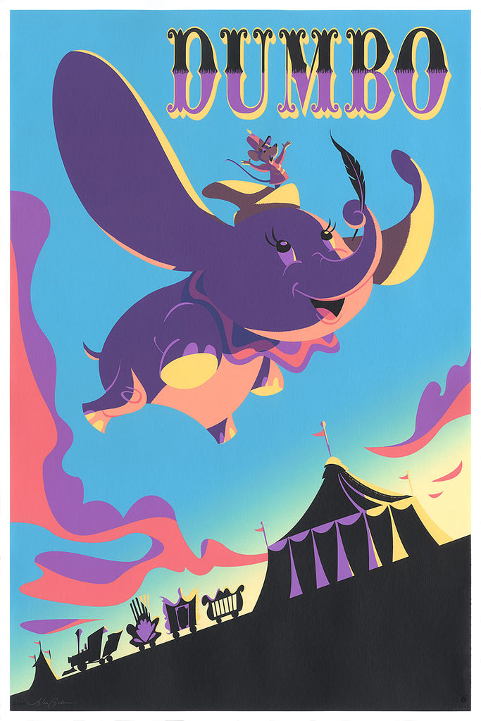 Dumbo by Alan Bodner