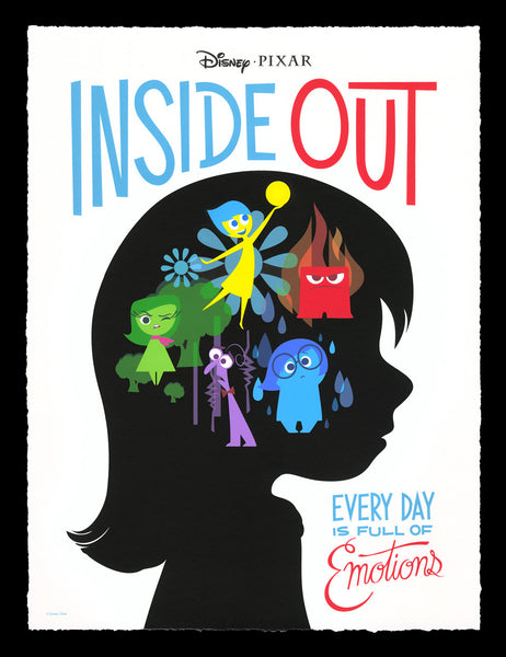 Cyclops Print Works Print #01: Inside Out by Stacey Aoyama