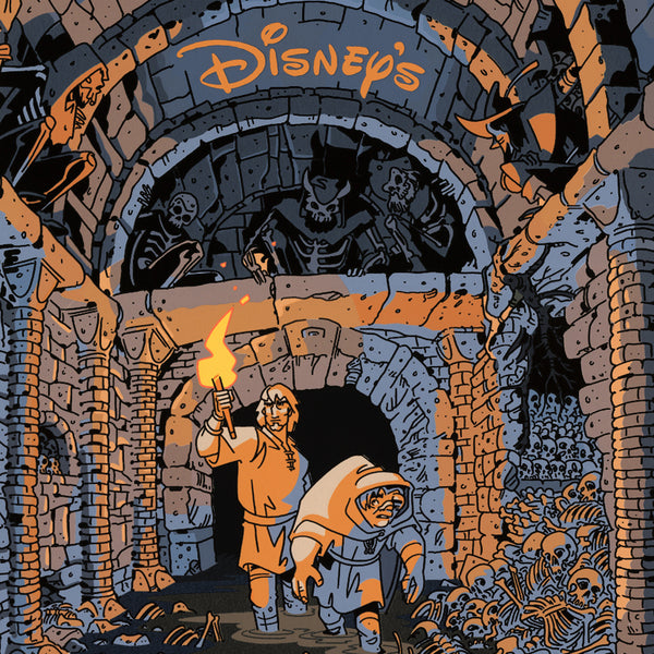 Hunchback of Notre Dame by Chris Schweizer