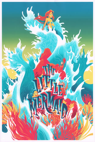 The Little Mermaid by Matt Taylor