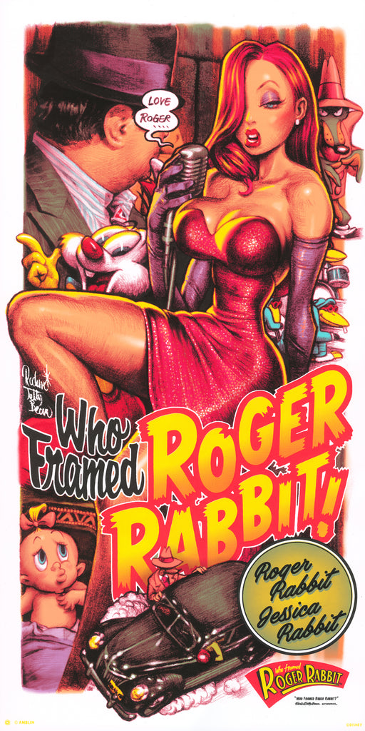 Who Framed Roger Rabbit by Rockin' Jelly Bean