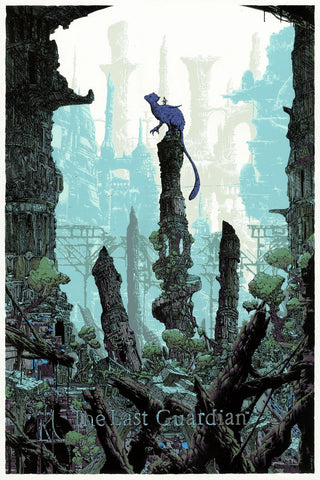 The Last Guardian (REG) by Kilian Eng