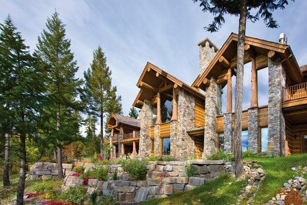 High end luxury from High Country Builders