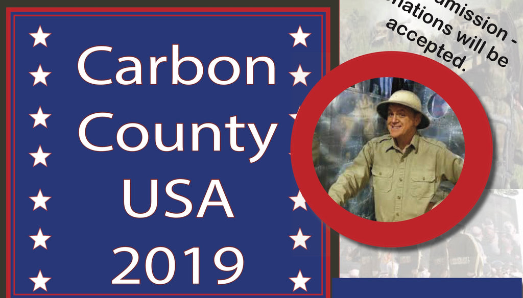 carbon county USA show 2019, bob hope impersonator, montana living, red lodge, joliet, roberts, montana