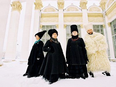 DakhaBrakha performs in Whitefish