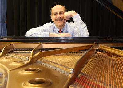Rocky Mountain College hosts pianist Kevin Ayesh