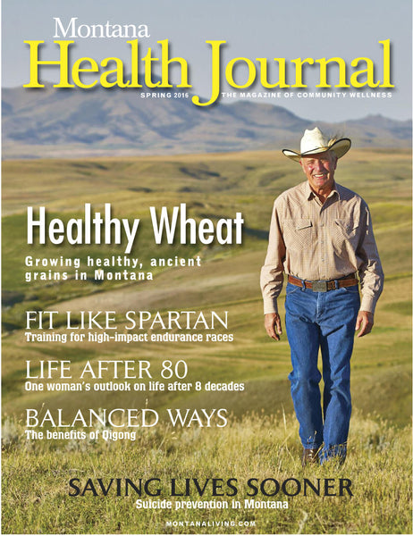 Montana Health Journal Summer 2016
