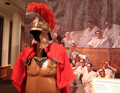 Julias Caesar exhibit comes to Montana