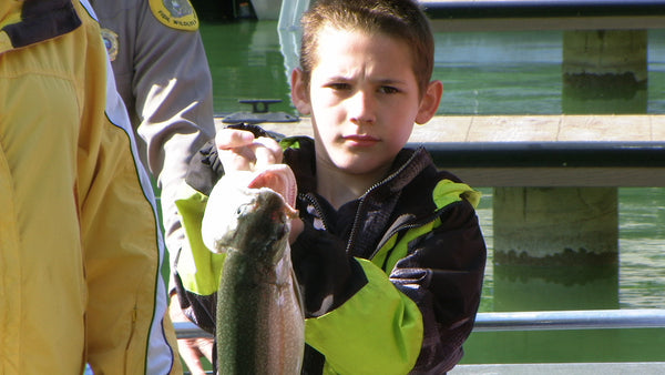 Fishing without Barriers on Flathead Lake
