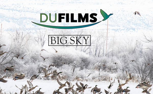 Ducks Unlimited launches new outdoor tv season