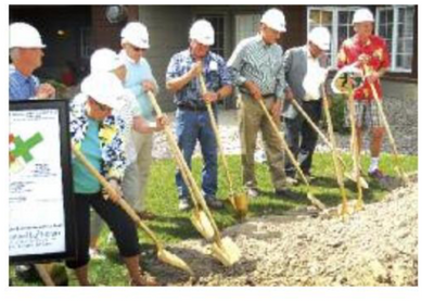 Immanuel Lutheran Corp. breaks ground on new facilities