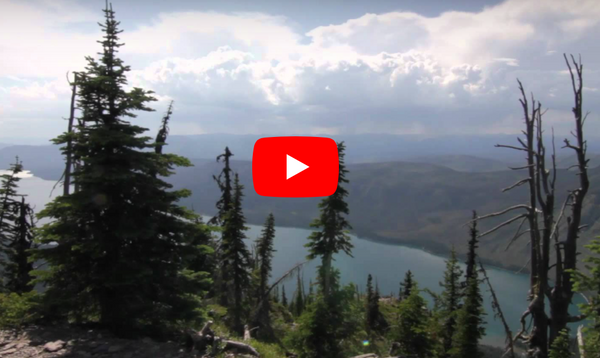 Great Hikes in Glacier: Mount Brown
