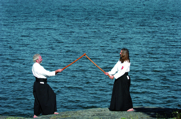 Aikido: a peaceful way of the warrior