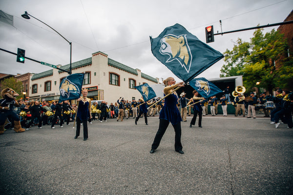 Bozeman homecoming celebration