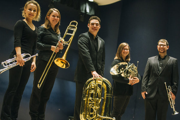 Bridger Brass Quintet wins state competition