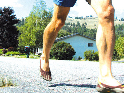 BARE MINIMUM: Is barefoot running right for you?