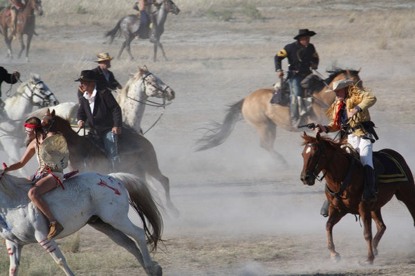 Custer's Last Stand, annual re-enactment