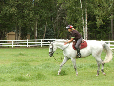 Health Journal TV: How horses helped her cure