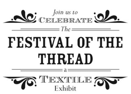Festival of the Thread call for  entries