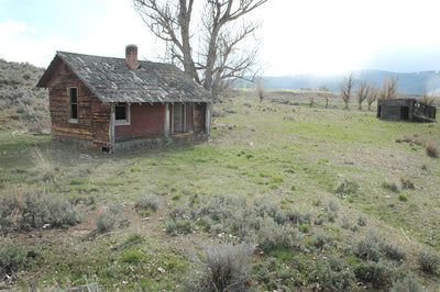 Living in the Past: Resurrecting Montana homesteads