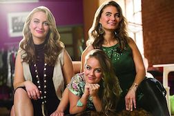 Quebe Sisters play Bozeman