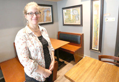 Kalispell artist breathes new life into old maps