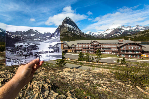 Many Glacier Hotel in Glacier Park gets facelift